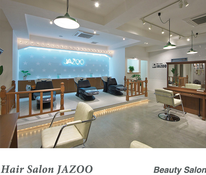 018 Hair Salon JAZOO